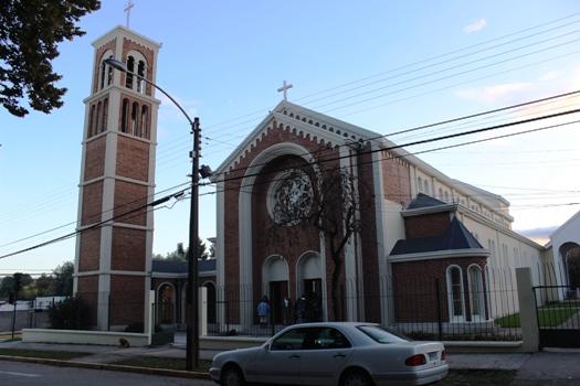 Inmaculda Concepción, Angol