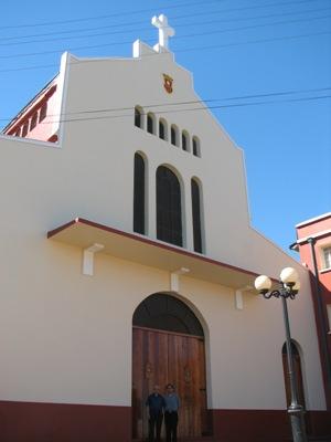 P. La Merced, Victoria