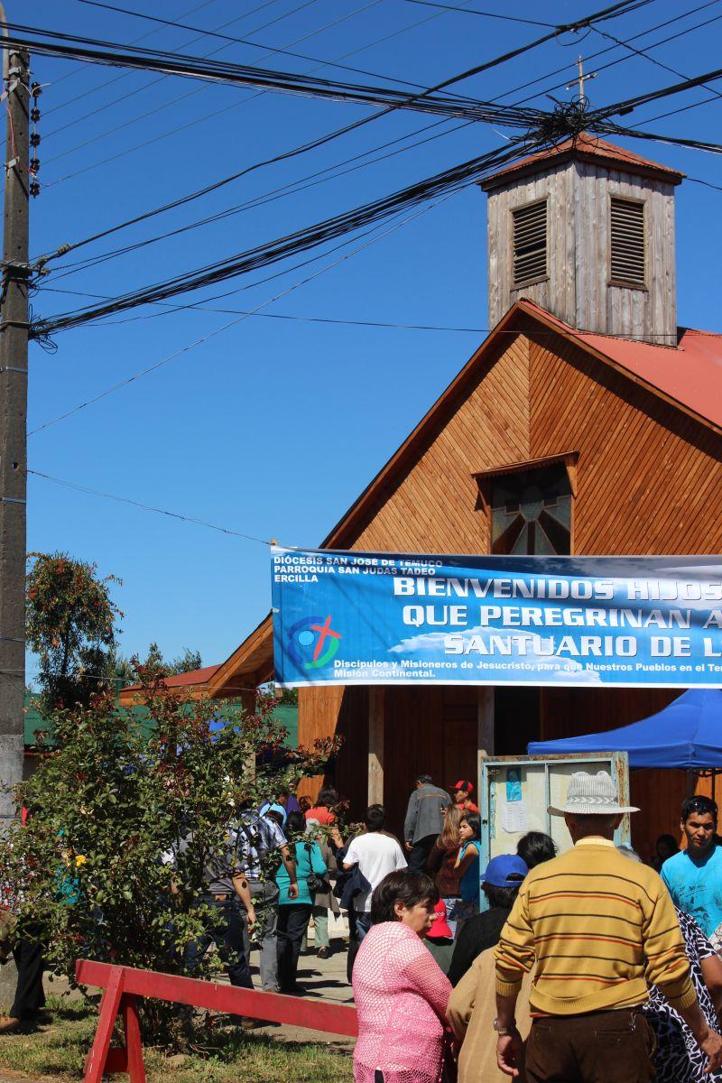 P. San Judas tadeo-Ercilla