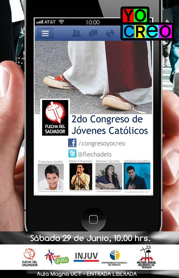 Congreso jóveens católicos