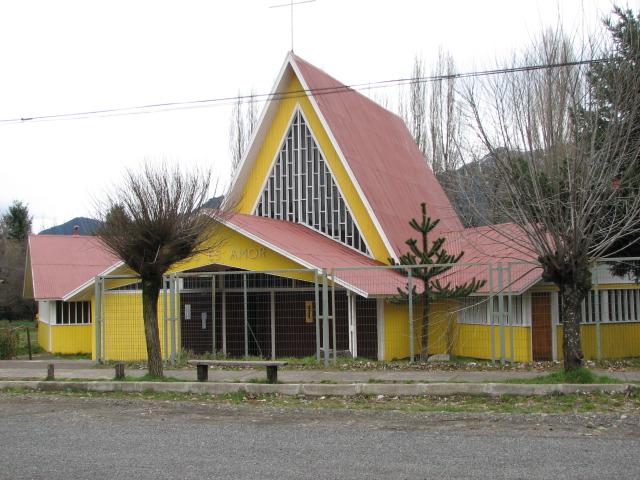 P. San Sebastián de Lonquimay
