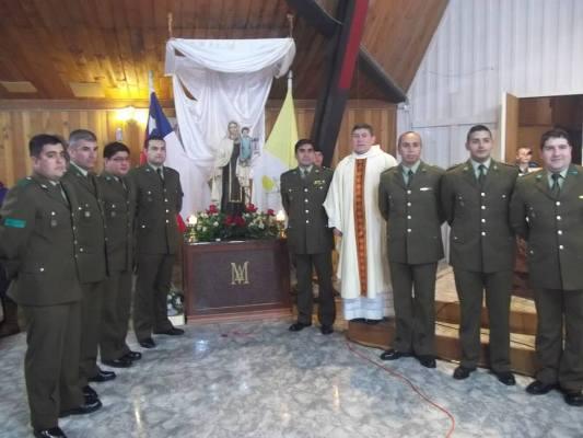 OK - Carabineros de Lonquimay (Cantata Carmelita)