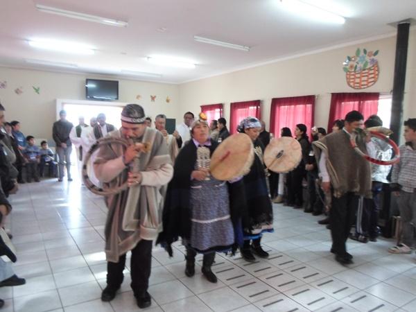 Portada Retiro Mapuche