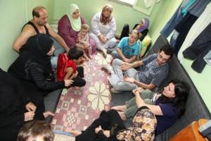 Syrian Arab Republic/National 12/89Syrian refugees