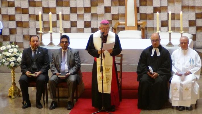 Portada Liturgia Ecuménica