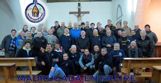 MADRUGADA EN FREIRE