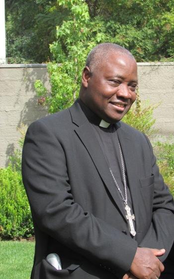 Mons. Ignatius Kaigama