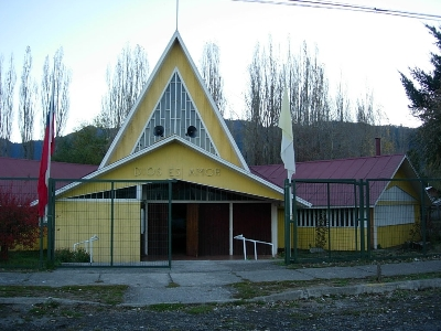 P. San Sebastián-Lonquimay