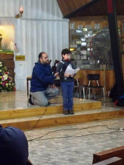 Camilo... Escuela Misional (Cantata Carmelita)