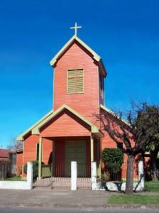 Fachada templo parroquial Santo Tomás de Villanueva