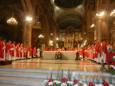Solemne Eucaristía